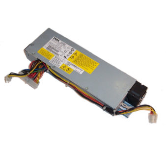 Dell 345W PowerEdge 850, 860, R200 Power Supply